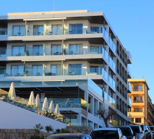 Hotelseite  zum Meer Mar Azul PurEstil  Hotel & Spa