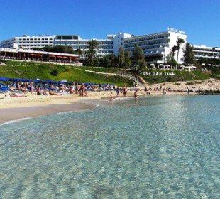 Hotelbilder hotel club atlantica sun garden beach in agia for Katzennetz balkon mit sun garden hotel ayia napa