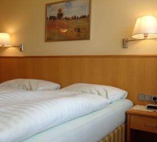 Schlafzimmer C-Reihe Hotel Ottenstein