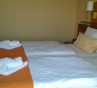 Gute Betten Best Western Hotel Hanse-Kogge