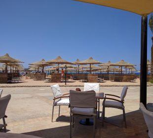 Vom Beachrestaurant Hotel Iberotel Makadi Beach