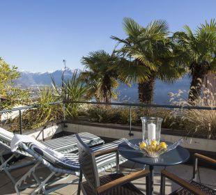 Balkonaussicht La Barca Blu  Hotel
