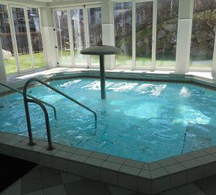 Wellnessbereich MONDI-HOLIDAY First-Class Aparthotel Bellevue