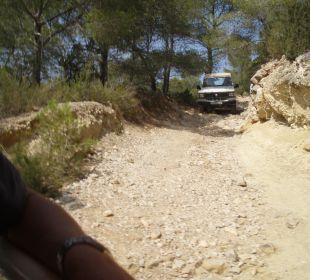 Empfehlung Jeep Safari Hotel Casa Pepe