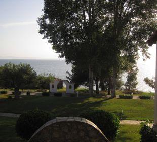 Vom Balkon Acrotel Elea Village