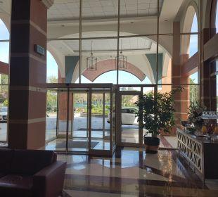 Lobby Club Mega Saray