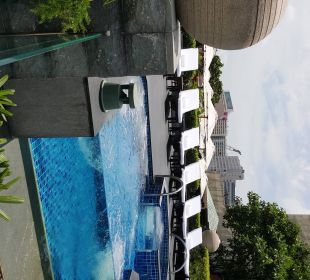 Kleiner Pool Hotel InterContinental Hong Kong