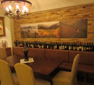 In vino veritas Hotel Klausnerhof