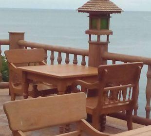 Ausblick Santhiya Koh Phangan Resort & Spa