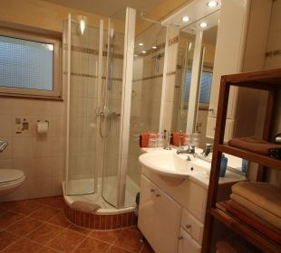 "Dusche / WC Appartment ""Terrasse"" Apartment Familie Engl"
