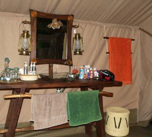 Lavabo Mara Bush Camp
