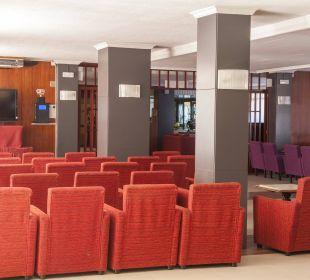 Salón tv Hotel Calma