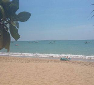 Sehr schöner Strand La Flora Resort & Spa