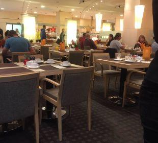 Frühstück Hotel Dorint an der Messe Köln