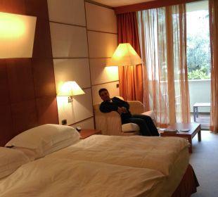 Junior Suite Park Hotel Imperial Centro Tao - Natural Medical Spa