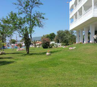 Garten Hotel Louis Zante Beach
