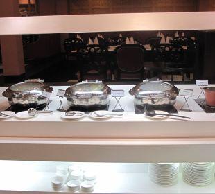 Frühstück Clarks Shiraz Hotel