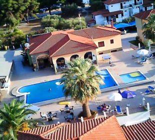 Amari aus der Luft Hotel Amari