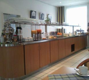 Frühstücksbuffet Best Hotel Mindeltal