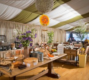 Gazebo Restaurant Hotel Marin Dream