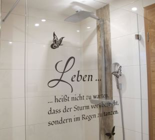 Bath room Haus Peter Paul
