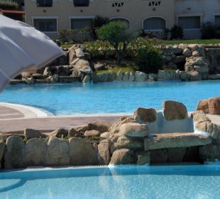 Meerwasserpools Colonna Resort