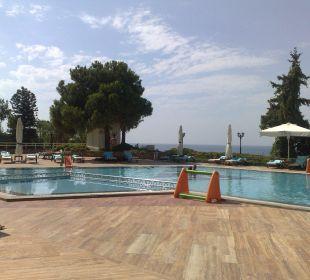 Kleiner aber sauberer Pool Hotel Divan Antalya Talya