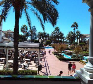 Hotelbilder hotel barcelo isla canela in isla canela for Jardines isla canela
