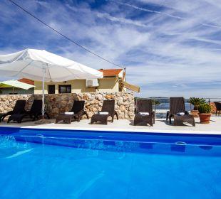 Pool Pension Villa Baroni
