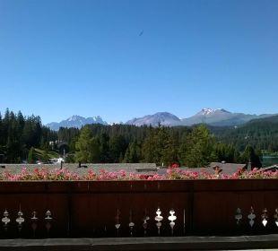 Schönes Sommerwetter Hotel Waldhaus am See