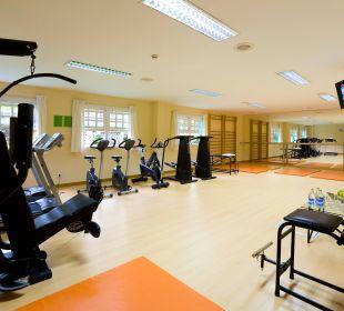 Fitnessraum Hotel Hacienda San Jorge