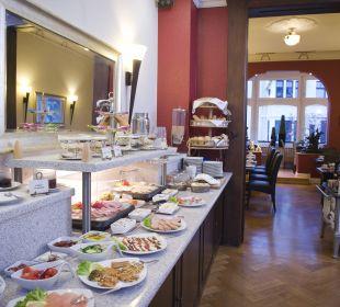 Frühstücksbuffet Hotel Residence Bremen