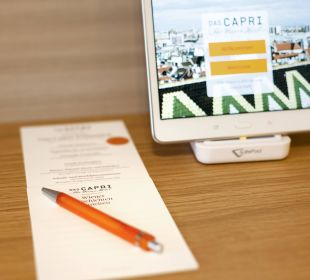 Suite Pad - Info uptodate Das Capri.Ihr Wiener Hotel