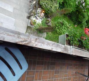 Balkonbrüstung Ruchti's Hotel & Restaurant