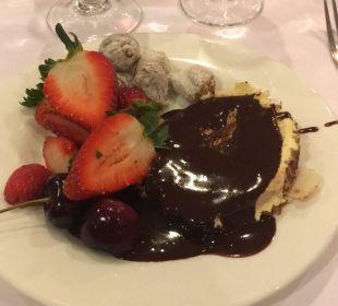 Swiateczny deser ClubHotel Riu Vistamar