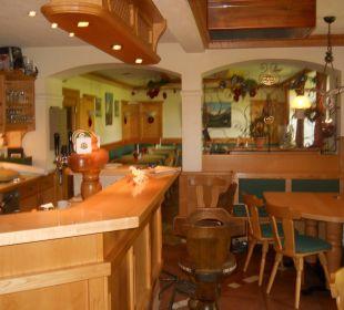 Unser gemütliches Restaurant mit Bar Landgasthof Sonnblick
