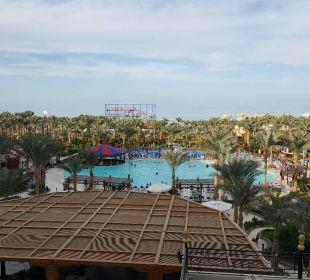 Zimmerausblick Hawaii Le Jardin Aqua Park Resort