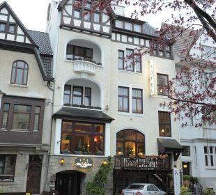 Hotelansicht - Ein 'Altbremer Patrizierhaus' Hotel Residence Bremen
