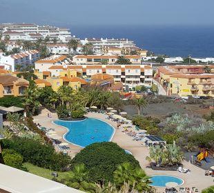 Ausblick Hotel Las Olas