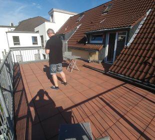 Dachterasse Hotel-Pension Alt-Rodenkirchen