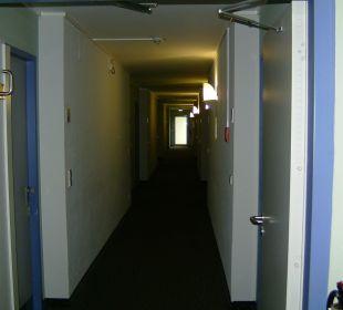 Flur 6 Etage Victor's Residenz Hotel Berlin Tegel