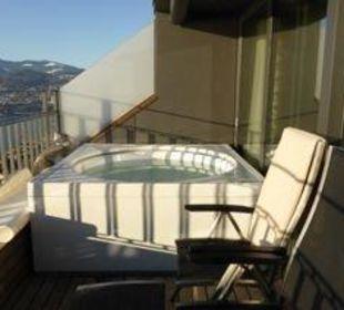 Whirlpool Art Deco Hotel Montana Luzern