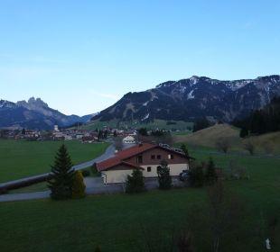 Ein Tag strahlenblauer Himmel Landhaus Sammer Hotel Garni