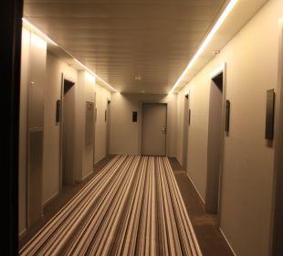 Flur Hotel Vitznauerhof