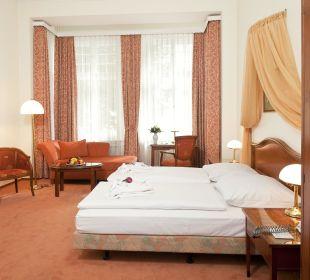 Zimmerbeispiel Henri Hotel Berlin Kurfürstendamm