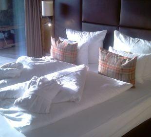 Schlafzimmer Maierl-Alm & Chalets