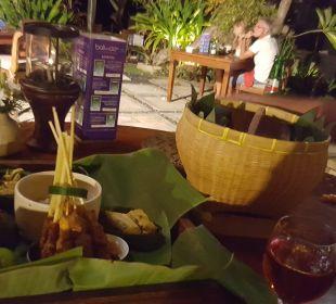 Abendessen COOEE Bali Reef Resort