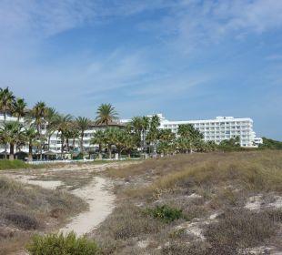 Außenansicht Hotel Playa Esperanza