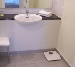 Waschtisch im Badezimmer AHORN Seehotel Templin
