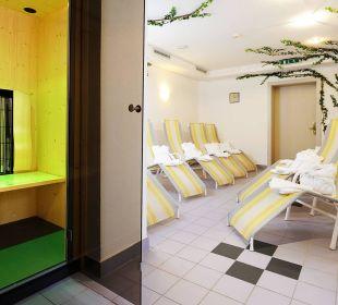 Infrarotkabine Hotel Alp Larain